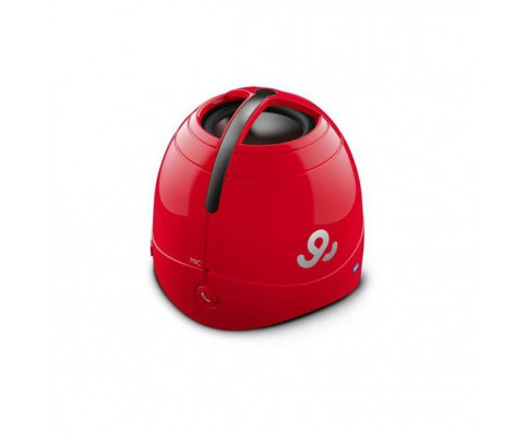 GoGear SoundDome Bluetooth speaker - Red