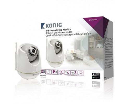 König KN-BM60 Babyfoon Kindermonitor Audio & Video
