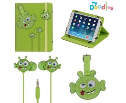 My Doodles tablet accessoires groen