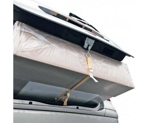 Kofferbak spanband