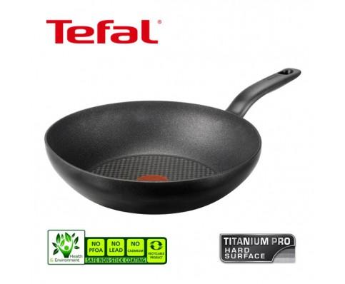 Tefal titanium wokpan 28cm