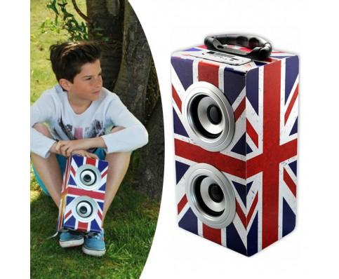 Draadloze bluetooth speaker UK
