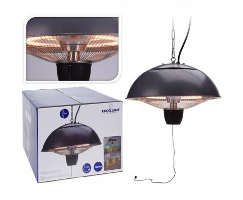terrasverwarmende heater lamp