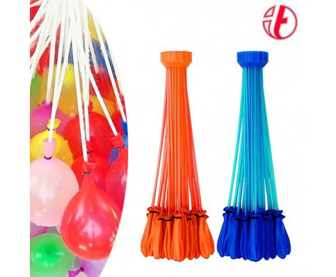 Water bombs waterballonnen zelfsluitend
