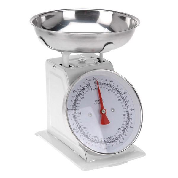 Retro Keukenweegschaal : Retro keukenweegschaal Perfect-deal