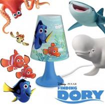 Philips Disney Finding Dory tafellamp