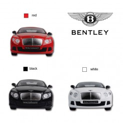bentley bestuurbare auto 1:16