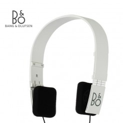 Bang & Olufsen Form 2i Over-Ear Headphone - White