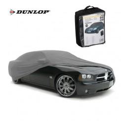 Dunlop autohoes cover - Zwart