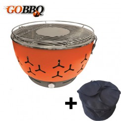 Go! BBQ portable grill + storage bag