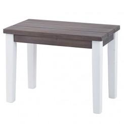 Hocker tafel kruk hout