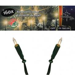 Kerstverlichting 160 lampjes