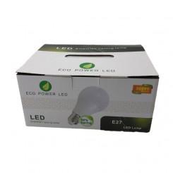 LED lampen voordeelbox - 12 stuks