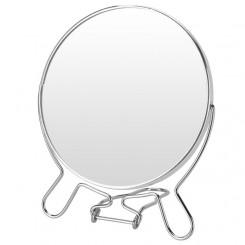 Make-up spiegel metaal vergrotend