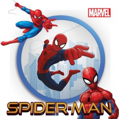 Philips Marvel Spider-man wandlamp