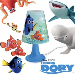 Philips Disney Finding Dory tafellamp