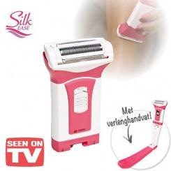 Silk Ease elektrisch scheerapparaat