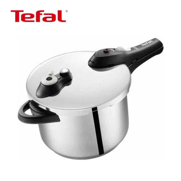 De tefal secure 5 snelkookpan is perfect voor de bezige bij. deze ruime pan van 6l zorgt er namelijk voor dat ...